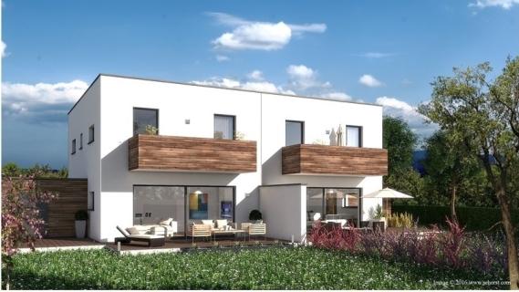 01 Bild Doppelhaus